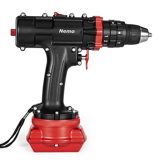 Nemo Hammer Drill – 50M